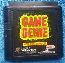 GAME GENIE - Sega MegaDrive - RETRO SALE!!! - Mega Drive Cheat Cartridge - PAL