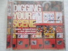 Digging Your Scene (Tigerbeat, Low500, Porous, Miles)- CD Neu & OVP NEW & Sealed