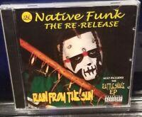 Anybody Killa / Native Funk - Rain from the Sun CD halfbreed house of krazees
