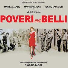 Giorgio Fabor-Poveri ma belli/Poor but beautiful-'57 OST-NEW CD