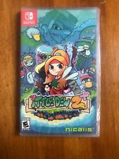 Ittle Dew 2 Nintendo Switch New Sealed (U.S. Seller)