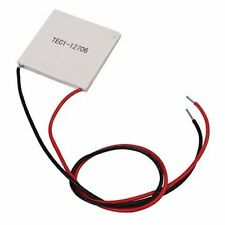 1PCS TEC1-12706 Heatsink Thermoelectric Cooler Cooling Peltier Plate 12V 60W