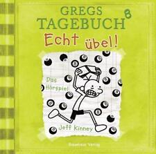 Gregs Tagebuch 8 - Echt übel! von Jeff Kinney (2017)