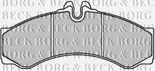 FRONT  BRAKE PADS FOR MERCEDES-BENZ GENUINE OE BORG & BECK  BBP2247