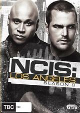 NCIS - Los Angeles : Season 9 (DVD, 2018, 6-Disc Set) Brand New Sealed Region 4