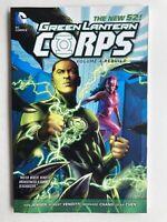 Green Lantern Corps Vol 4 Rebuild DC Comics New 52 Trade Paperback Graphic Novel