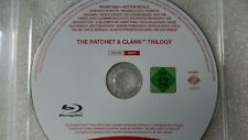 The Ratchet and Clank Trilogy Classics HD PS3 PROMO Rare for Sony PlayStation 3.