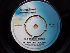 Python Lee Jackson: In A Broken Dream (Ft.Rod Stewart). Young Blood Int. 4 Prong