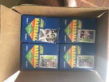 1992 Score Series 1 box Fresh from case