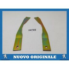 SUPPORTS SUPPORT PARE-CHOC AVANT FRONT BUMPER BRACKETS ORIGINAL PEUGEOT 406