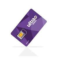 Ultra Mobile Sim card for Samsung Galaxy S10 - FREE SHIPPING