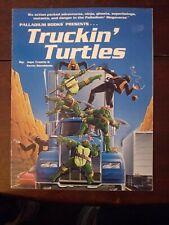 Vintage Teenage Mutant Ninja Turtles Palladium Books TMNT Truckin' Turtles 1991