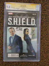SHIELD #1 CGC SS variant signed by wen,dalton