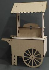 Y81 XXL OLDE SWEET SHOP Counter Sweet Candy Cart STORAGE Wishing Well BIG Day