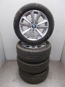 BMW 5er F10 F11 Alufelgen + Winterreifen PIRELLI  225/55 R17 6780720