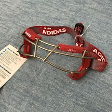 Nwt Adidas Eqt Oqular Sports Goggles Lacrosse Eye Protection Bs4319