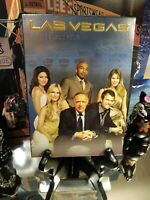 Las Vegas : Season 4 Four (4 DVD Set) with Slipcover 2007 - HTF OOP - NBC