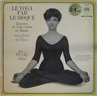 Le Yoga par le disque 33 tours