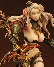 CODE OF PRINCESS - Solange by Kinu Nishimura Black Clothes 1/7 Pvc Figure Empty
