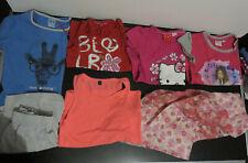 Lot J de 7 vêtements Fille 8 - 10  ans - Printemps Eté
