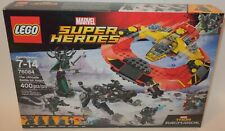 LEGO Marvel Thor Ragnarok Ultimate Battle for Asgard Commodore spaceship 76084
