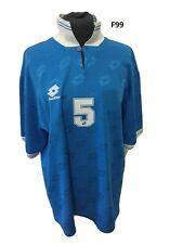 MAGLIA CALCIO LOTTO CIPRO football shirt trikot jersey vintage