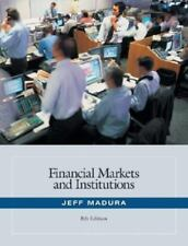 Financial Markets and Institutions by Madura (2007, Hardcover, Revised)