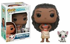 Funko Pop Disney: Moana - Moana and Pua Vinyl Figure Item No. 9926