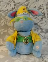 Gemmy 2 bits 50 cent In Da Club Dancing Rapping Bunny Rabbit Easter for Repair