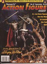 TOMART'S ACTION FIGURE Digest #67 Sep. 1999 MOTU Final Fantasy G.I.Joe SW ST WWF