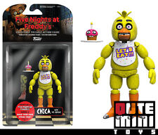 "FUNKO FIVE NIGHTS AT FREDDY'S CHICA 5"" ARTICULATED ACTION FIGURE 8847 - IN STOCK"
