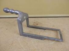Vintage Brickmate Masonry Hand Tool Cast Aluminum Brick Layer USA - RARE