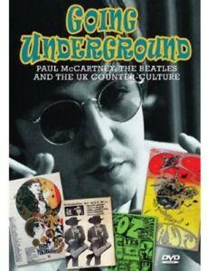 PAUL MCCARTNEY - GOING UNDERGROUND: MCCARTNEY THE BEATLES & THE UK NEW DVD