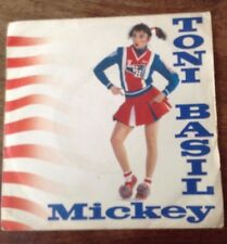 Toni Basil Mickey vinyl single