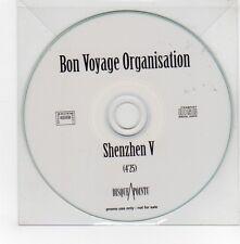 (GE484) Bon Voyage Organisation, Shenzhen V - DJ CD