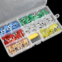 120Pcs Profile Small Size Blade Fuse Assortment Set Auto Car Truck AU seller