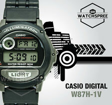 Casio Standard Digital Watch W87H-1V