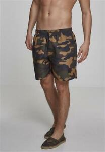 Übergrößen Schicke Bade-Shorts von Abraxas Camouflage 3XL 10XL