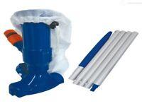 Puliscifondo aspiratore Venturi per fondo piscina piscine manutenzione pulizia