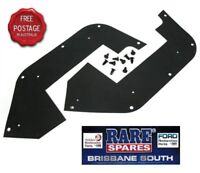 HOLDEN HQ HJ HX HZ WB ALL ENGINE BAY INNER GUARD SPLASH SHIELDS GTS MONARO SS