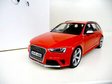 1:18 Gt Spirit Audi RS4 Avant B8 2012 red GT016A Lim Ed 600 NEW FREE SHIPPING