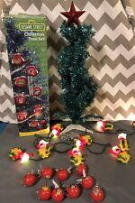 Kurt S. Adler Sesame Street & Friends Christmas Tree With Elmo Lights- Toys R Us