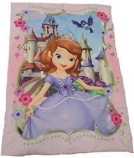 Disney Sofia The First Cozy High Quality Blanket 42 x 57 Inch For Kids