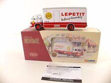 Corgi Gb Héritage 71503 fourgon Renault JL 20 Camembert LEPETIT 1/50 neuf MIB