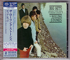 Rolling Stones ,Big Hits ( HighTide and Green Grass ) ( SHM_SACD_ jewel case )