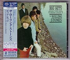 Rolling Stones ,Big Hits ( HighTide and Green Grass ) ( SHM_SACD_ jewel case )