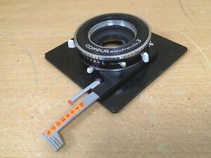 Compur electronic 3 shutter for Schneider Symmar Lens (shutter only, Faulty)