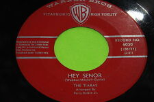 Rare Soul 45 : The Tiaras ~ Don't Believe A Word ~ Hey Senor ~ Warner Bros. 6030