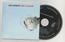 mark knopfler - past to present scare promo cd  dire straits