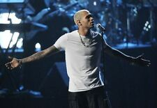 Chris Brown Poster [18 x 24] #2